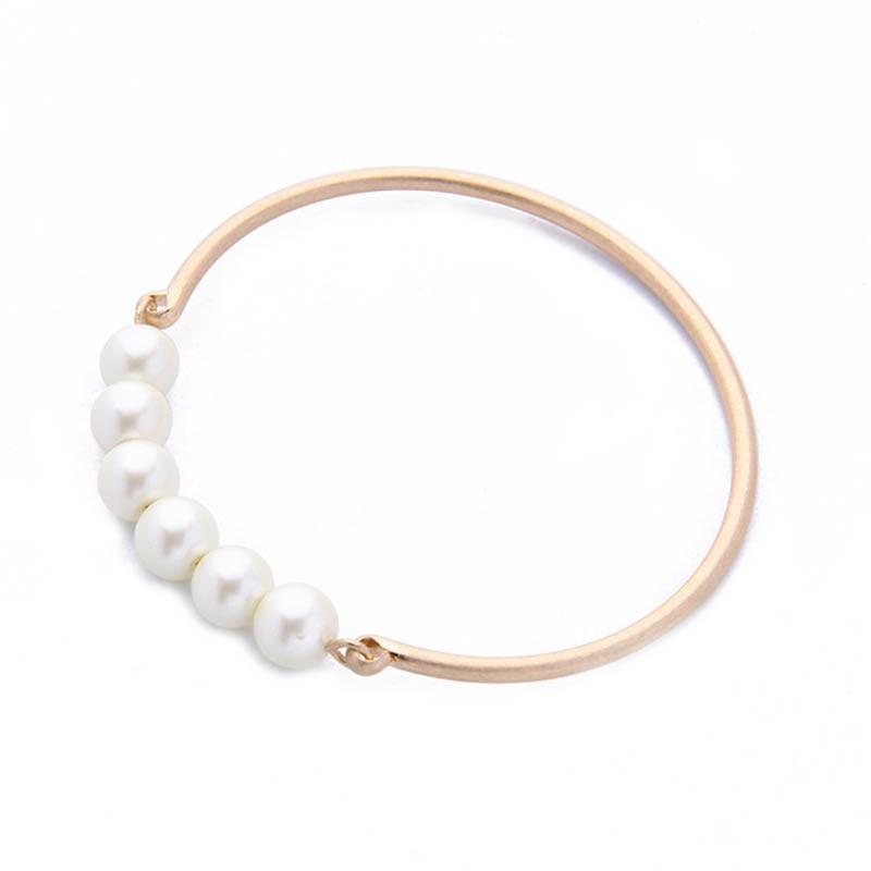 Ericdress Concise Imitation Pearl Bracelet for Women
