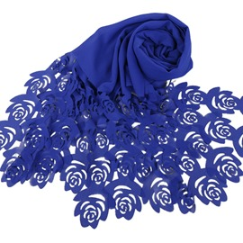 Ericdress Best Seller Pure Color Chiffon Women's Scarf