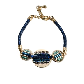 Ericdress Creative Blue Women's Bracelet