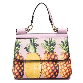Ericdress 3D Pineapple Printing Women Handbag