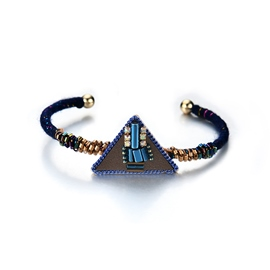Ericdress Triangle Opean Bracelet for Women