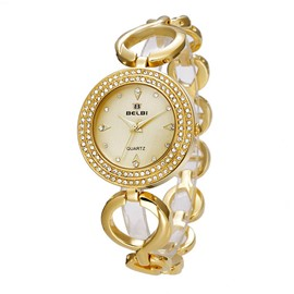 Ericdress New Style All Match Diamante Women's Watch