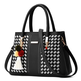 Ericdress Graceful Large Capacity Women Handbag