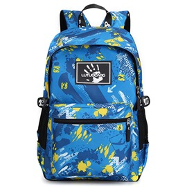 Ericdress Large-Capacity Printing Sports Backpack