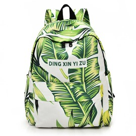Ericdress Gorgeous Color Painting Backpack