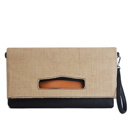 Ericdress Casual Linen Camouflage Women Wallet
