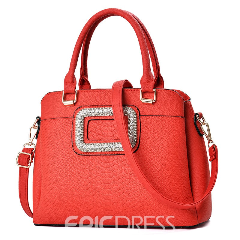 Ericdress Graceful Large-Capacity Women Handbag