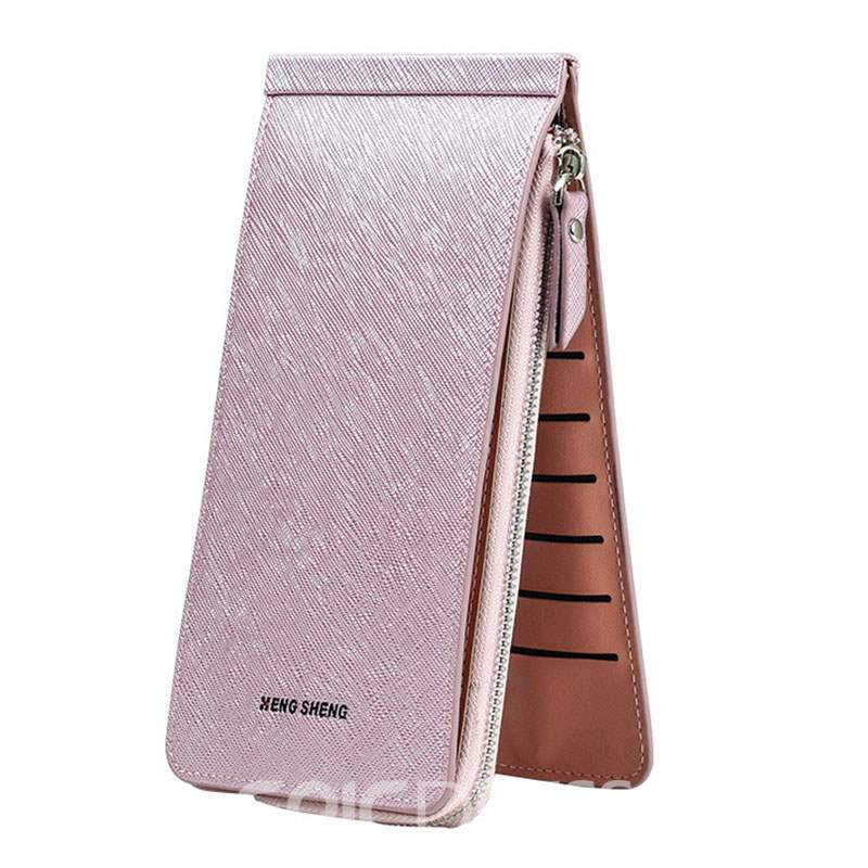 Ericdress Practical Multi Card Long Type Women's Wallet