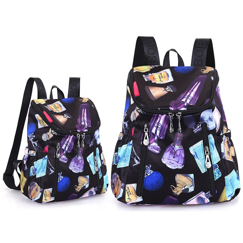 Ericdress Fashion Floral Printing Backpack