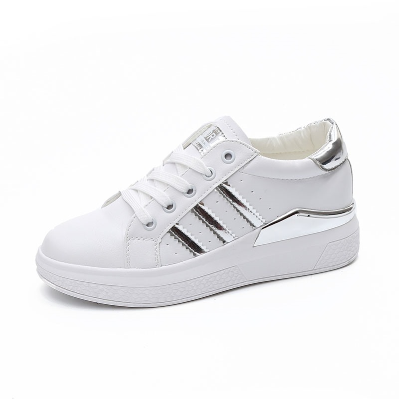 Ericdress Round Toe Color Block Sneakers