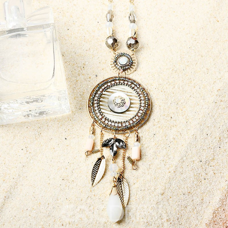 Ericdress Casual Pendant Necklace for Beach