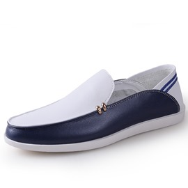 Ericdress Stripe Slip-On Men's Casual Shoes