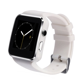 Ericdress X6 Smart Watch with Camera Support 32G TF-card & GPRS Function Smartwatch for Apple/Android Cellphones