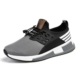 Ericdress Stripe Color Block Low-Cut Men's Sneakers