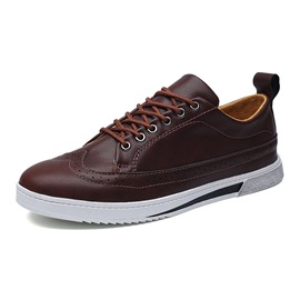 Ericdress All Match British Low-Cut Men's Casual Shoes