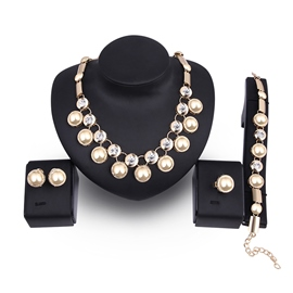 Ericdress High-End Pendant Accessories Jewelry Set