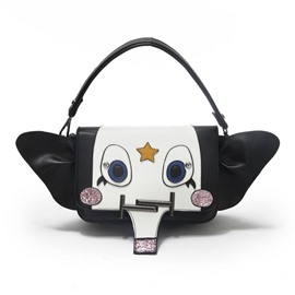 Ericdress Cartoon Elephant Shape Patchwork Cross Body