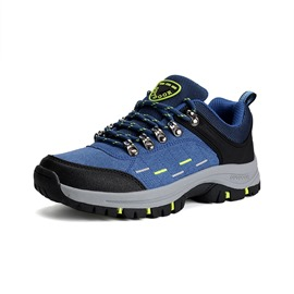 Ericdress Comfortable Low-Cut Men's Outdoor Sports Hiking Shoes