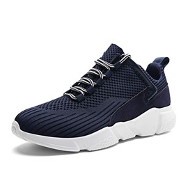 Ericdress Fashionable Mid-Cut Patchwork Men's Athletic Shoes