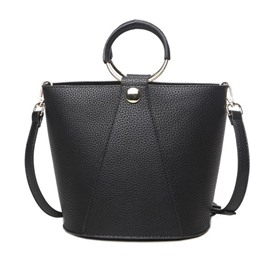 Ericdress Retro Circular Ring Handle Bag Set