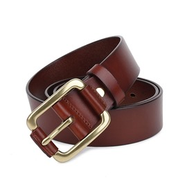 Ericdress Pin Buckle Genuine Leather Men's Belt