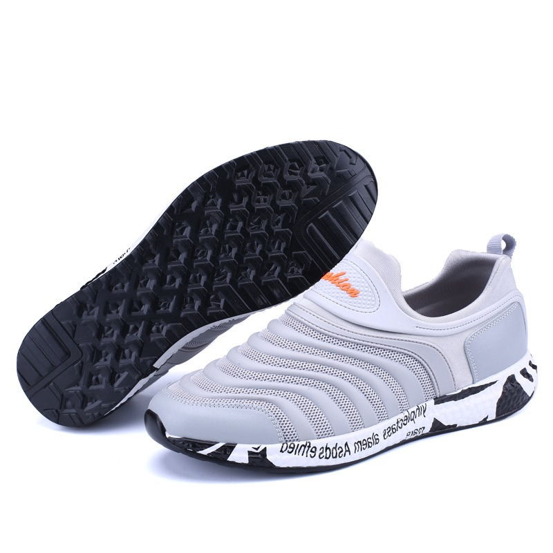 Ericdress Slip-On Low-Cut Plain Men's Athletic Shoes
