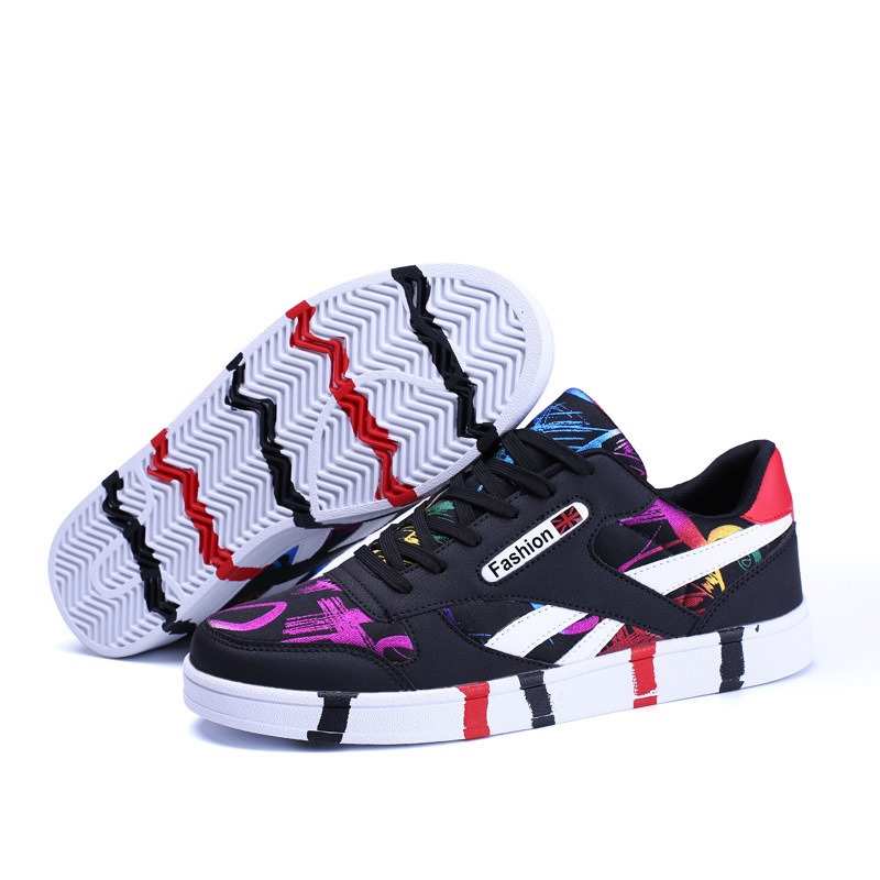 Ericdress All Match Lace-Up Men's Sneakers