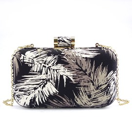Ericdress Trendy Print Design Evening Clutch