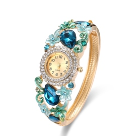 Ericdress Sapphire Inlay Rhinestone Hollow Out Women's Watch