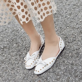Ericdress Rhinestone Slip-On Women's Flats