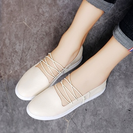 Ericdress Elastic Band Low-Cut Plain Flats