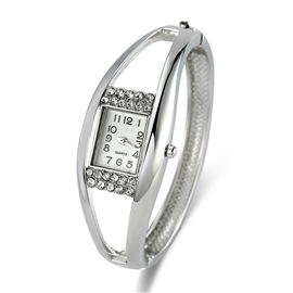 Ericdress Concise Style High Quality Diamante Watch