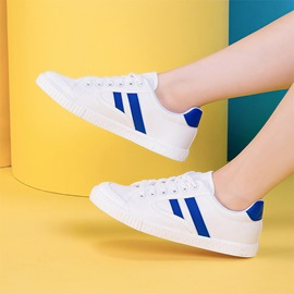 Ericdress Color Block Lace-Up Women's Sneakers