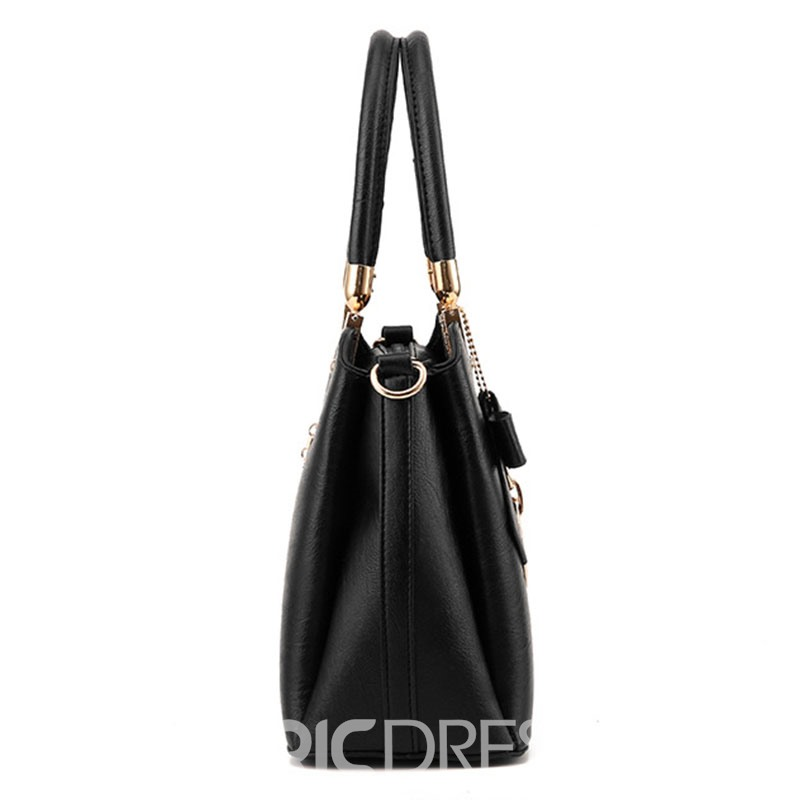Ericdress Korean Style Fashion Solid Color Handbag