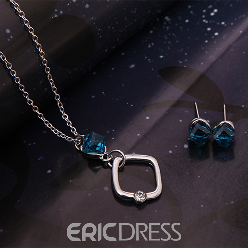 Ericdress High Quality Three-Piece Women's Jewelry Set