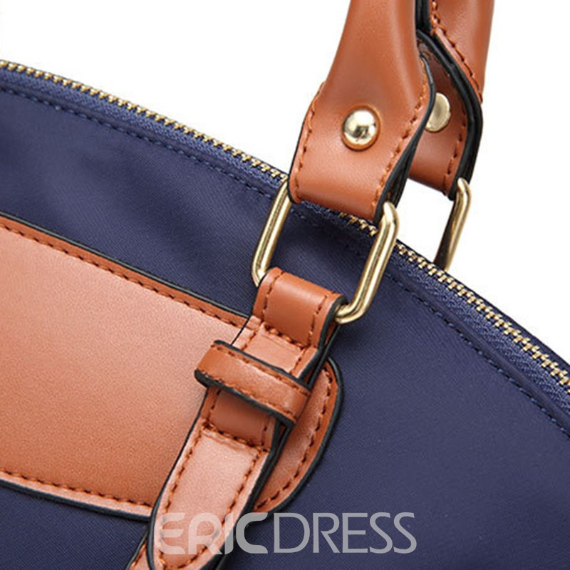 Ericdress Casual Oxford Zipper Handbag( Two Bags)