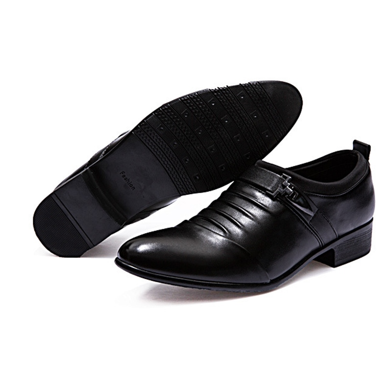 Ericdress Popular Slip-On Plain Men's Oxfords