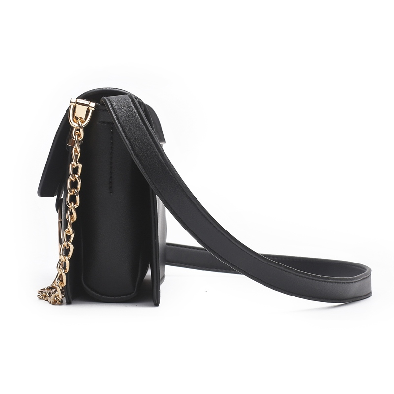 Ericdress Stylish Circular Ring Chain Design Crossbody Bag