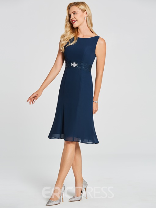 Ericdress A Line Knee Length Mother Of The Bride Dress