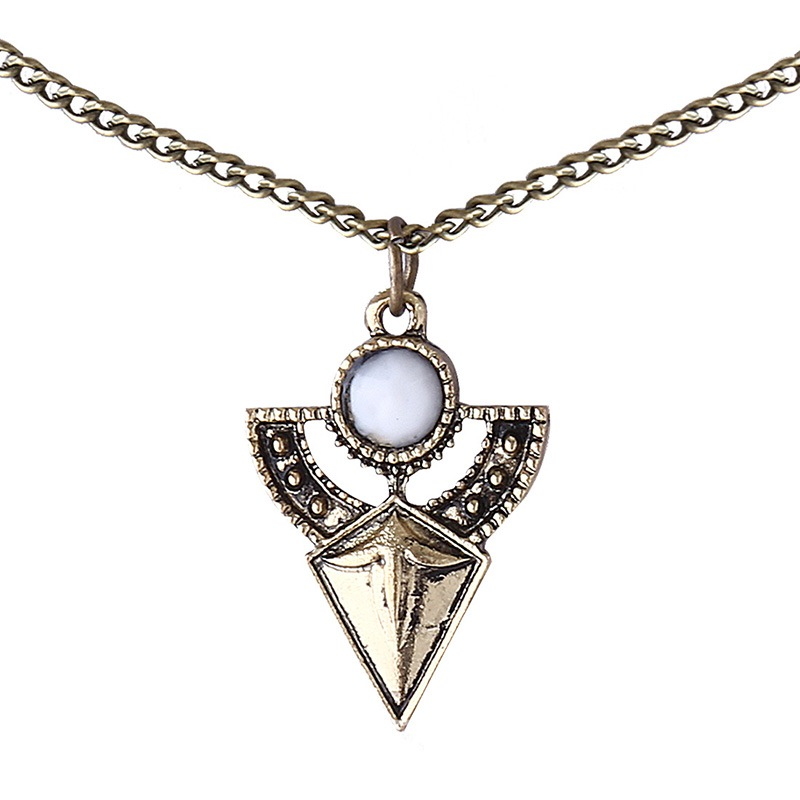 Ericdress Best Seller Double Layer Pendant Necklace