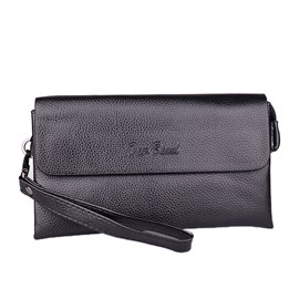 Ericdress Multifunctional Casual Men's Zipper Wallet