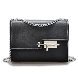 Ericdress Exquisite Latch Design Chain Crossbody Bag
