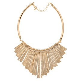 Accshine Exaggerated Tassel Women's Charm Necklace