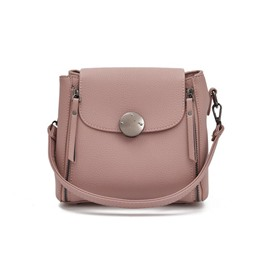 Ericdress All Match Fashion Solid Color Crossbody Bag