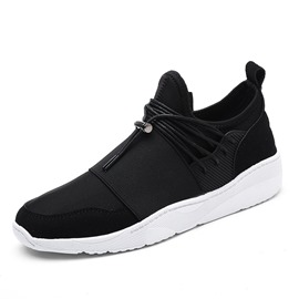 Ericdress Round Toe Mid-Cut Plain Men's Athletic Shoes