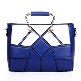 Ericdress Ladylike Patchwork Design Handbag