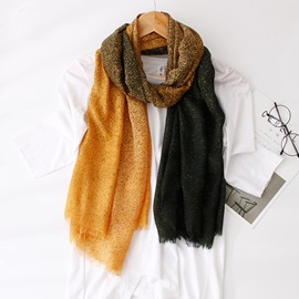 Ericdress Multicolor Long Women's Spring&Autumn Scarf