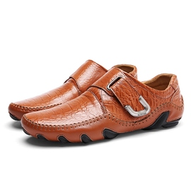 Ericdress Comfortable Casual Men's Loafers with Buckles
