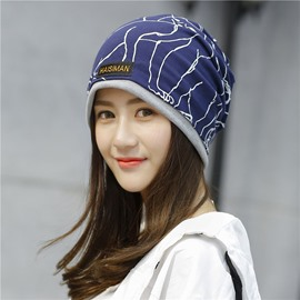 Ericdress Trendy Double Layer Autumn & Winter Women's Hat