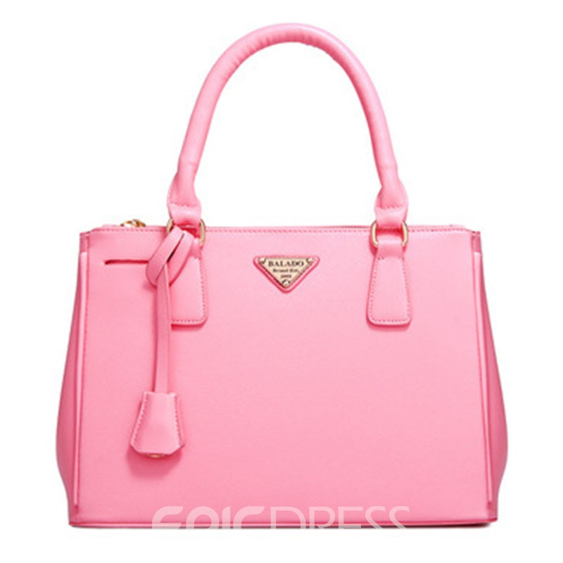 Ericdress All Match Concise Women Handbag